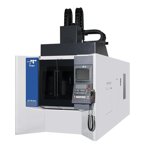5-осевой вертикальный обрабатывающий центр Tongtai GT-630