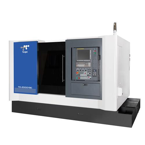Многоцелевой токарный центр Tongtai TD-1500Y