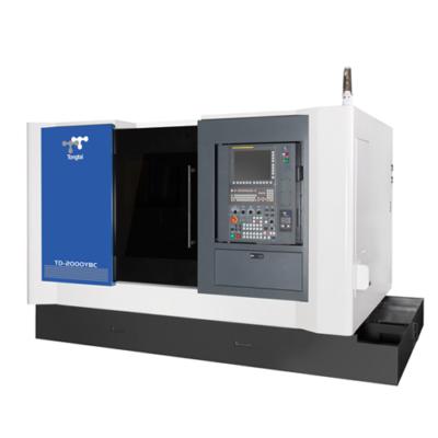 Многоцелевой токарный центр Tongtai ТД-2500Y