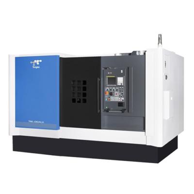 Токарный центр тяжелой серии - с коробкой передач, направляющими скольжения Tongtai - TNL-100T [L]