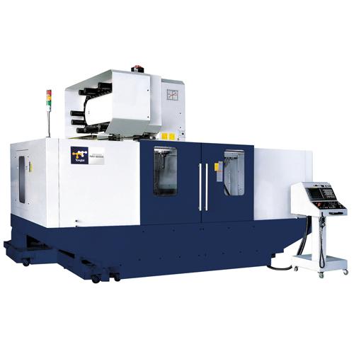 Вертикальный обрабатывающий центр Tongtai TMV-1600A крупного типоразмера для тяжелого резания